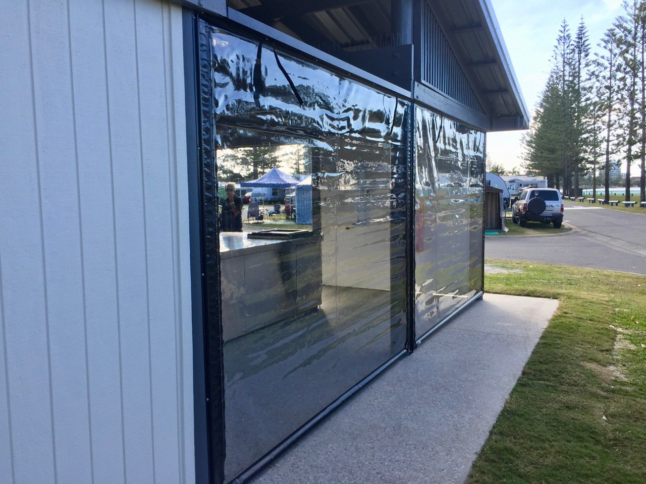 Rope And Pulley Awnings Border Blinds Shutters And