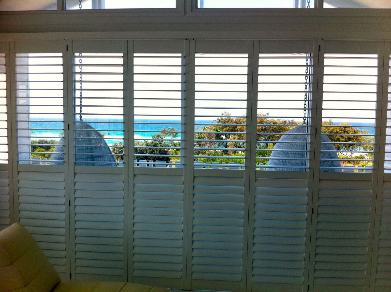 Ultraview Pvc Border Blinds Shutters And Awnings