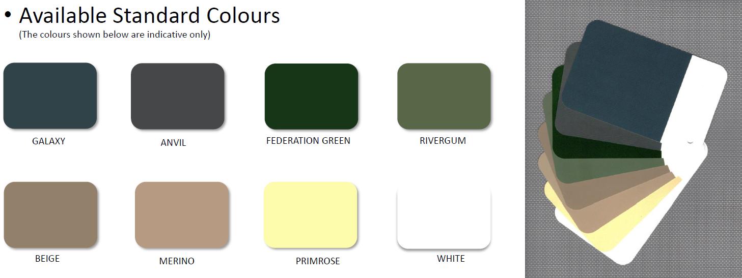Kingston Colours