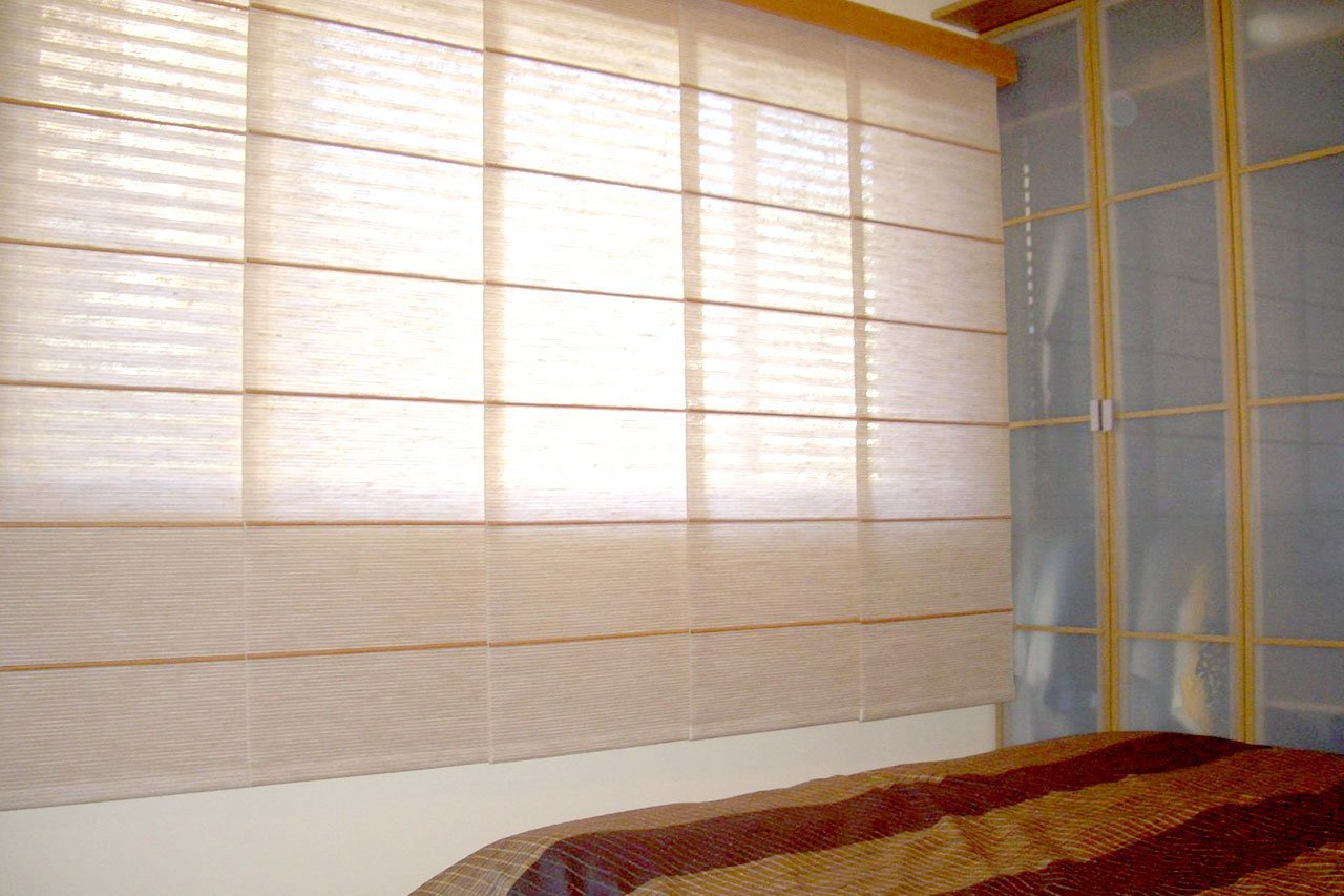 Panel Glides Border Blinds Shutters And Awnings Tweed