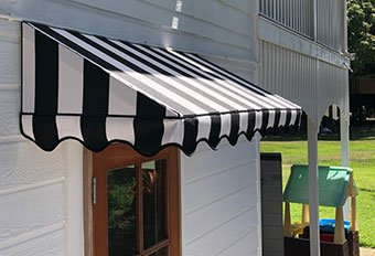 Exterior Canopy Awnings