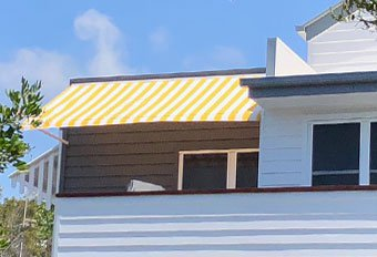 Fixed Frame Awnings