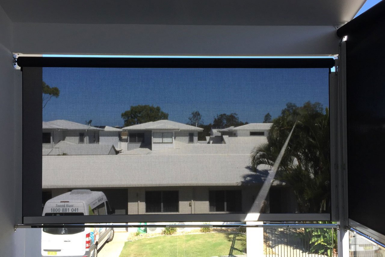 Zipscreen Awnings Border Blinds Shutters And Awnings